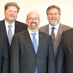 Portrait of newly and re-elected CHS Board Members